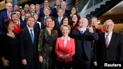 Новата Европейска комисия, която ще встъпи в длъжност на 1 декември