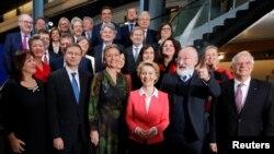 Новая Еврокомиссия