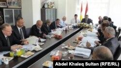 دهوك:اجتماع مجلس الغرف التجارية العراقية