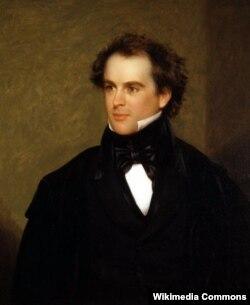 Nathaniel Hawthorne.