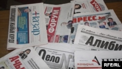 Kyrgyzstan -- Newspapers, 10Mar2010