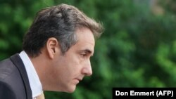 U.S. President Donald Trump's former personal lawyer Michael Cohen. (file photo)