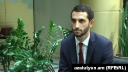 Заместитель министра иностранных дел Армении Рубен Рубинян, Ереван, 11 июня 2018 г․