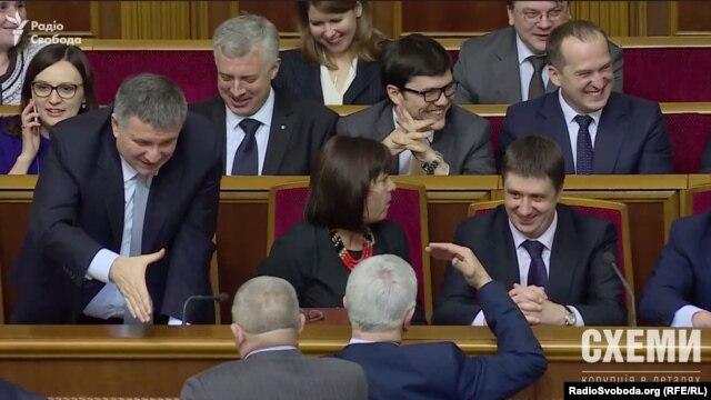 Міністри у день звіту уряду у Верховній Раді почуваються бадьоро