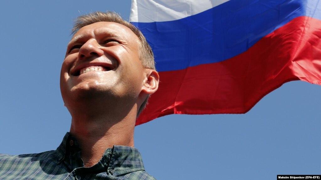 Алексей Навальный. 29 июля 2018 года