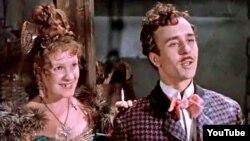 Кадр із фільму «За двома зайцями»
