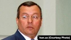 Туроб Джураев.