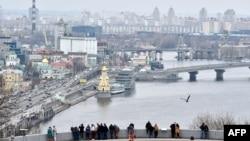 Київ, за результатами дослідження Transparency International Ukraine, отримав 54,45 бала