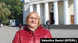 Claudia Solomițchi