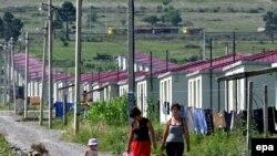 Во вторник неправительственная организация «Международная прозрачность –Грузия» опубликовала отчет о процессе строительства коттеджей для вынужденно перемещенных лиц и о качестве этого жилья