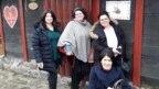 Ljubica Stanišić, Svetlana Vuković, Mitra Kepić i Daliborka Ljubojević