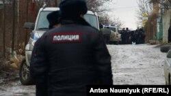 Полиция в Крыму. Иллюстрационное фото
