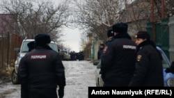 Полиция проводит обыски в Сиферополе