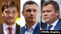 Віталій Кличко позивається до Кабінету міністрів, прем'єр-міністра Олексія Гончарука та керівника Офісу президента Андрія Богдана