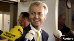 A court ruled in 2011 that Dutch right-wing politician Geert Wilders had the right to criticize Islam.