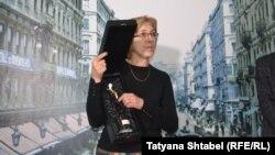 Директор Музея города Елена Щукина