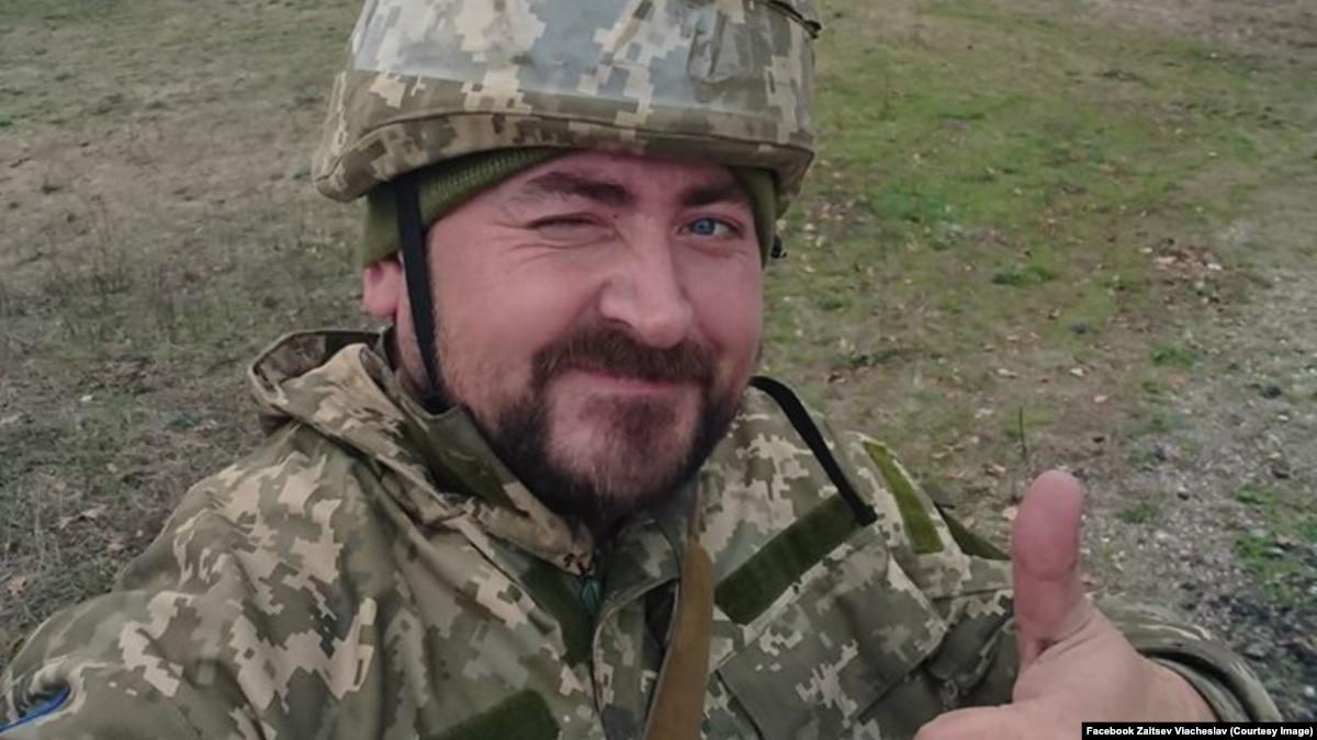 «Прекратить панику, держим оборону!» €? защитник Донецкого аэропорта В'вячеслав Зайцев