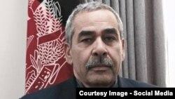 محمد رادمنش سرپرست دفتر سخنگوی وزارت دفاع افغانستان