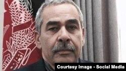 محمد رادمنش معاون سخنگوی وزارت دفاع افغانستان
