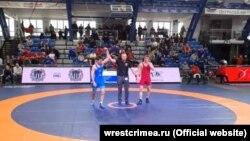 Борець із Криму Адам Курак виграв міжнародний турнір у Талліні