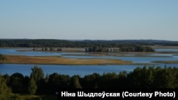 Браслаўскія азёры