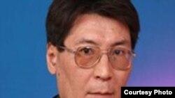 Journalist Syrgak Abdyldaev