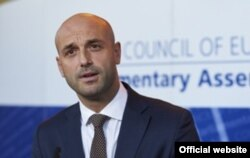 Diplomatul Tomas Boček