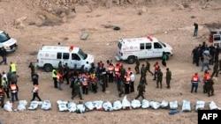 В ДТП под Эйлатом во вторник погибли 24 и получили ранения 25 человек