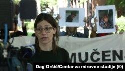 """""""Želimo učinkovitu istragu, a ne blaćenje medija i grupa za ljudska prava"""", poručila je Sara Kekuš iz CMS-a"""