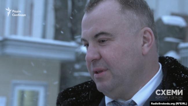 Перший заступник секретаря Ради нацбезпеки і оборони Олег Гладковський