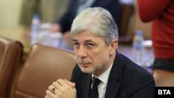 Архивска фотографија- Министерот за животна средина на Бугарија Нено Димов