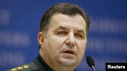 Степан Полторак, міністр оборони України