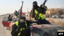 أفراد من قوات الصحوة في سامراء