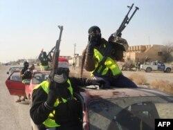 Лидеры суннитского движения «Пробуждение». Самарра, 21 августа 2010 года.