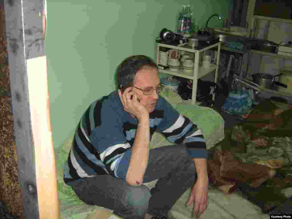 Голодовка жителей общежития в Перми