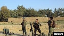 کندز کې د افغان ځواکونو عملیات