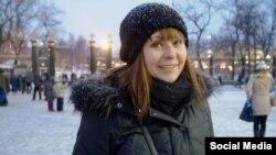 Активистка Ирина Яценко