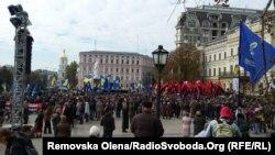 «Марш героїв», 14 жовтня 2015 року