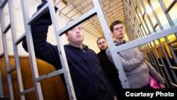 Обвинувачені у вибуху в Запоріжжі, архівне фото