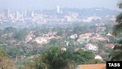 Столица Уганды Кампала