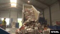 Сімейне підприємство з переробки паперу. Бельгія