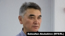 Алмаз Кулматов.