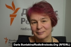 Ирина Богачевская, доктор философских наук, религиовед, заведующая кафедрой философии и педагогики Национального транспортного университета