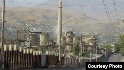 Корхонаи сементбарории Душанбе