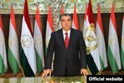 Președintele Emomali Rahmon
