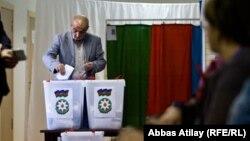 Президентские выборы в Азербайджане. 9 октября 2013 г.