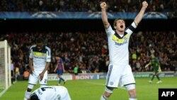 «Chelsea»nin mərkəz müdafiəçisi Frank Lampard