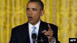 Барак Обама поддержал введение санкций против Ирана