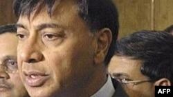 """""""АрселорМиттал"""" компаниясының иесі Лакшми Миттал. 14 қаңтар 2008 жыл."""
