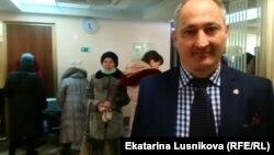 Егизар Черников, адвокат